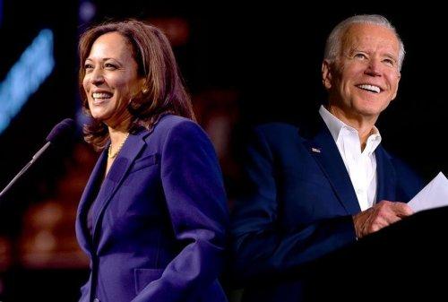 Joe Biden taps Kamala Harris for VP role