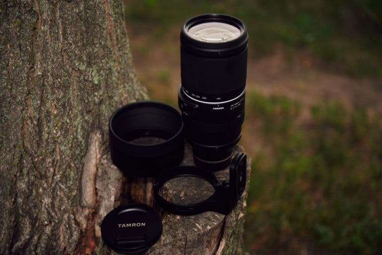 No Coincidence: Tamron Lenses are Just That Tough