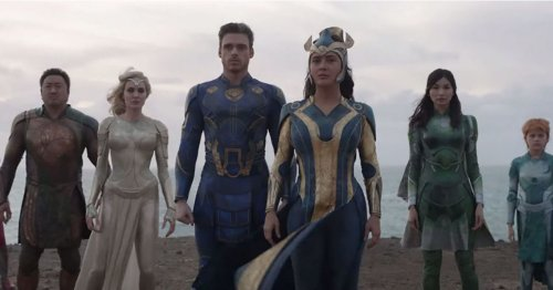 Eternals first reactions are in: it's unlike any other Marvel movie