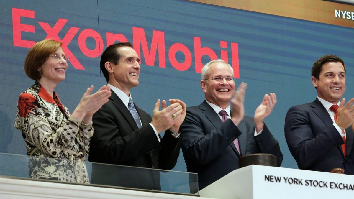 The Fight for the Future of ExxonMobil
