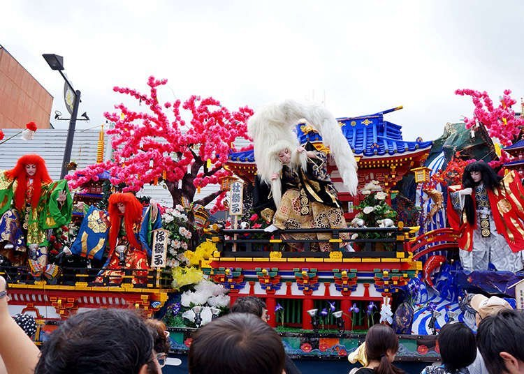Why You Have to Experience the Mysterious Artistry of Japanese Kabuki!
