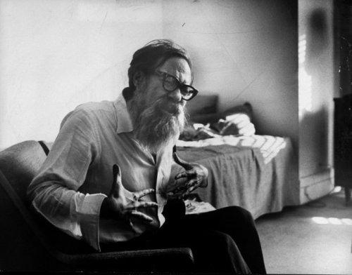My John Berryman: A Poet of Deep Unease