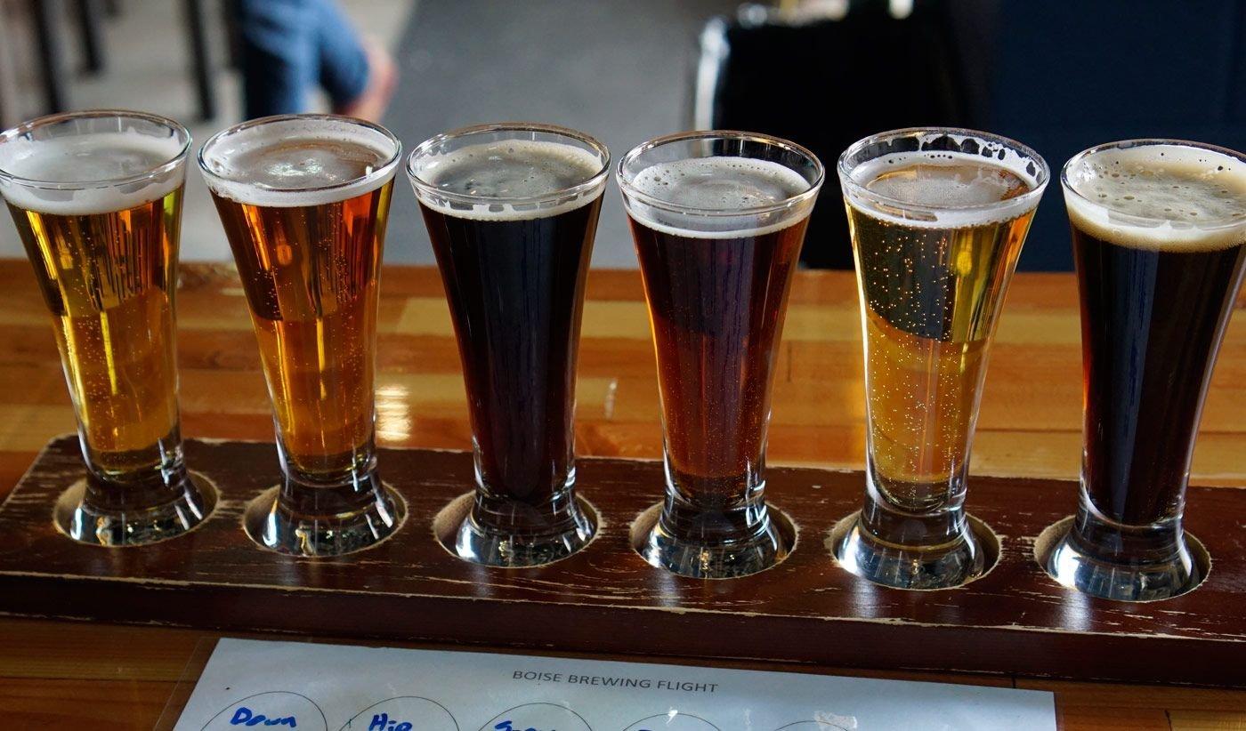 4 of the Best Beer Cities in the U.S.