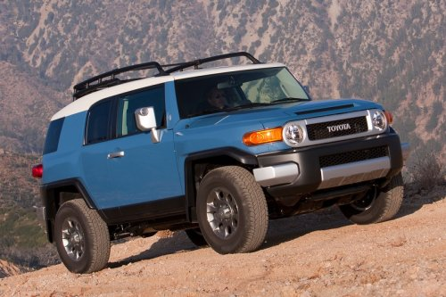 The Ahead-of-Its-Time Toyota FJ Cruiser Is Finally Having Its Moment