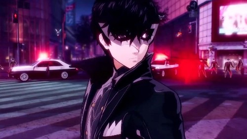 Persona 5 Strikers: All-Out-Attack Trailer