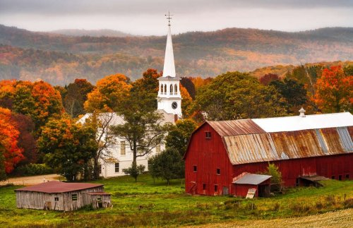 Your Fall Foliage Guide