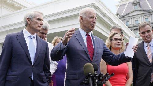 President Biden Announces Bipartisan Agreement On Infrastructure Deal