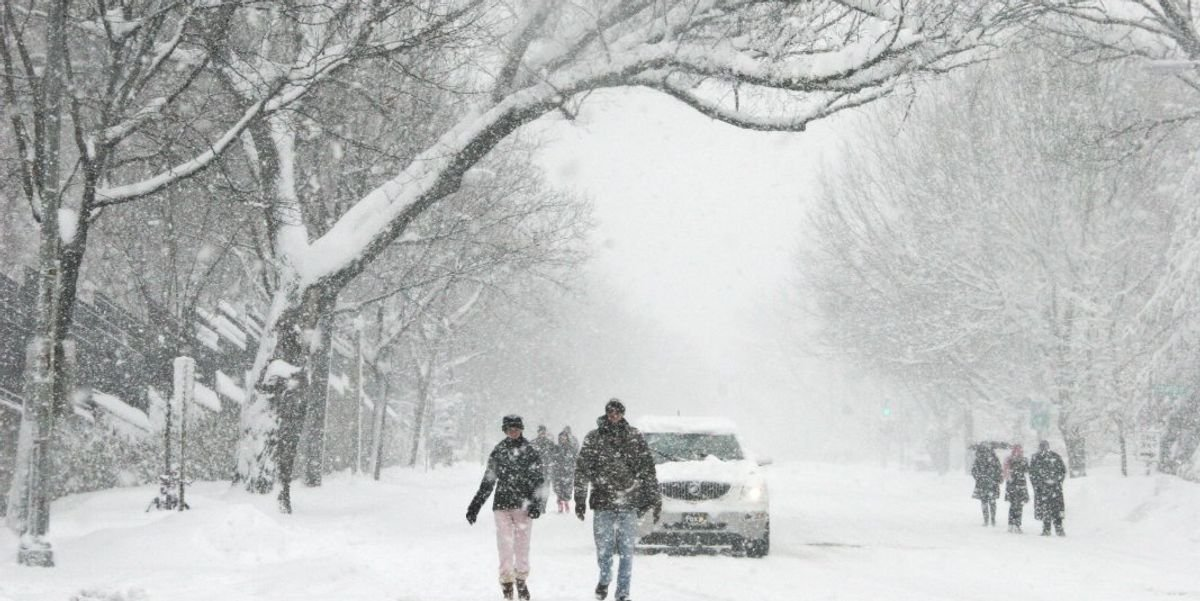 Canada's Winter Forecast For 2021/2022 Dropped & It Looks COLD