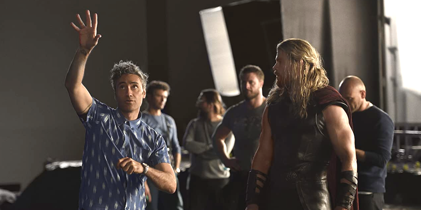 Chris Hemsworth Shares Look at Thor in 'Love and Thunder' in New Set Image