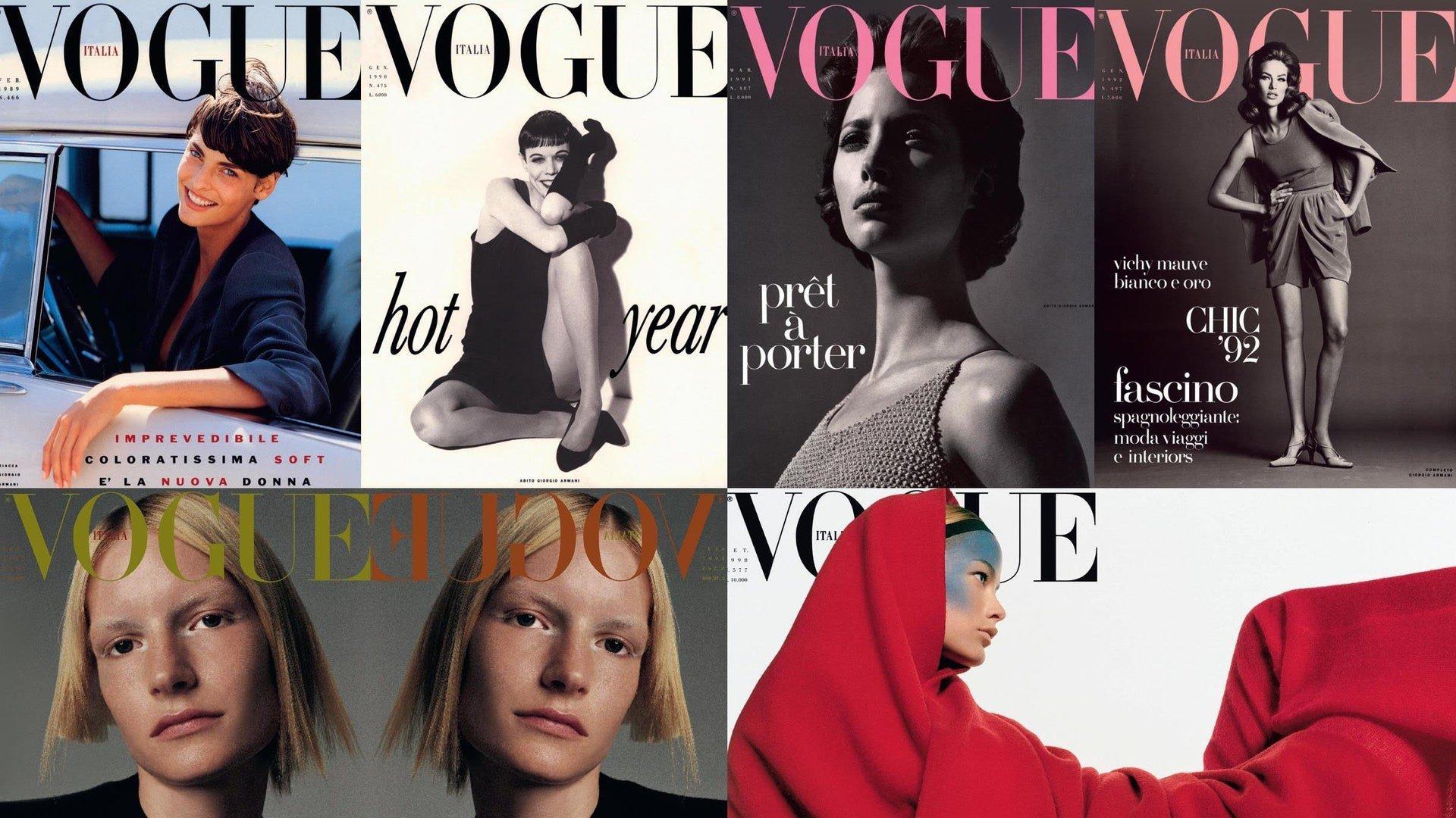 Sai tutto di Vogue?