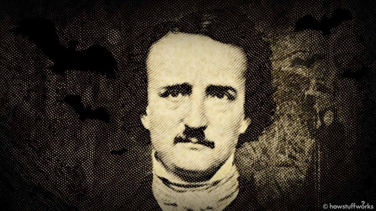 The Life and Mysterious Death of Edgar Allan Poe, Plus 4 Other Famous Writers