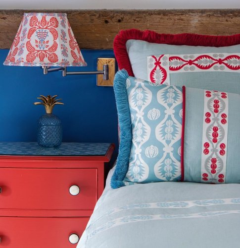Easy and creative ways to add color to your home