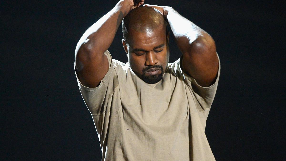'Desolate' Kanye West Over 300 Pounds Without Kim Kardashian Around?