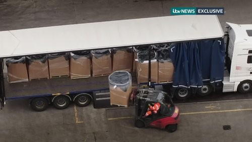 Brand new Amazon items taken to landfill site
