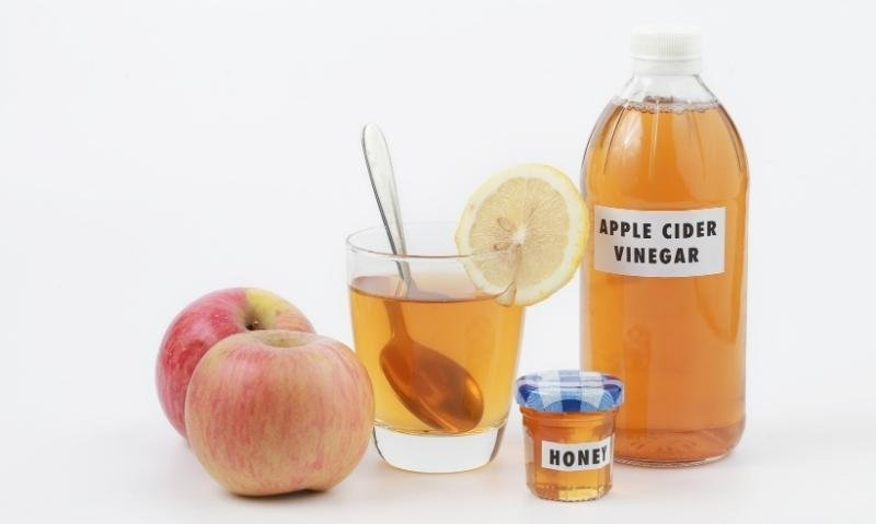 Morning Apple Cider Vinegar Drink Recipe to Lose Weight and Belly Fat