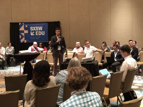 Media Literacy in the Era of Fake News: A FlipEdu Discussion at SXSW EDU