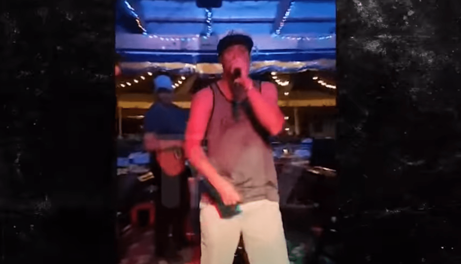 Outrage as Kid Rock blares out homophobic slurs on stage