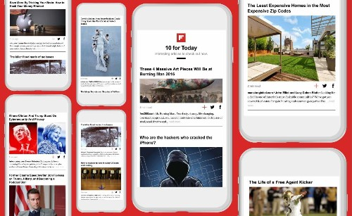 How to Get Flipboard's Curated Emails