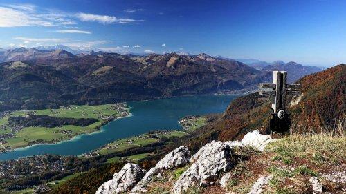 11 geniale Wanderungen am Wolfgangsee