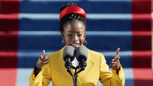 Amanda Gorman Becomes Youngest Presidential Inauguration Poet
