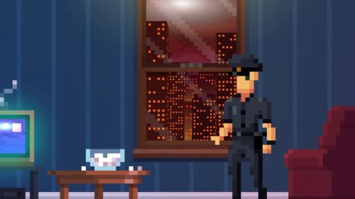 The Darkside Detective: A Fumble in the Dark (Launch Trailer)