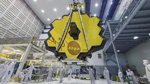 The $10 billion Space telescope that will help us travel back in time