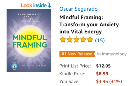 Now you can learn Mindful Framing with my 5-star, bestseller book in Amazon: