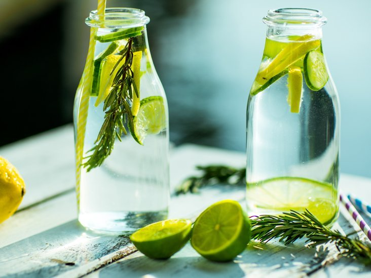 Infused Water Ideas to Help You Hydrate