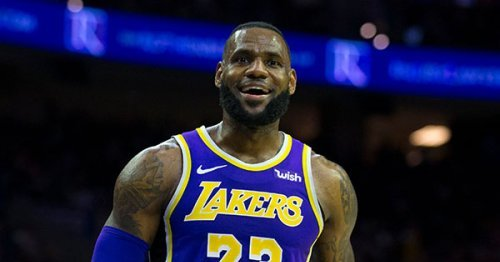 So you want to talk about LeBron James