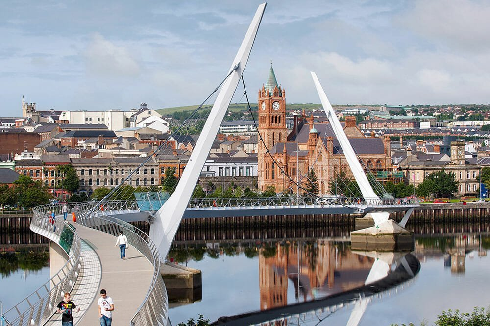 REASONS TO VISIT DERRY ~ LONDONDERRY IN NORTHERN IRELAND