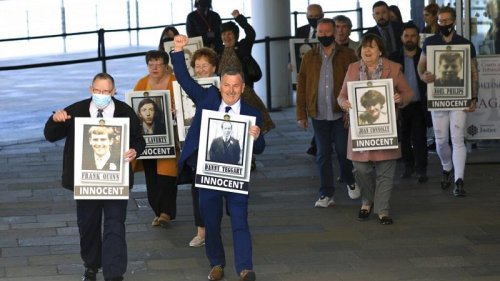 British government apologises for Ballymurphy massacre in Northern Ireland
