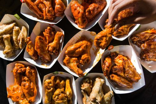 Feast on Free Wings for National Chicken Wing Day