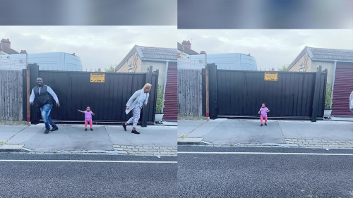 'Adorable Daughter Chooses Dad over Mum in Viral Kids Challenge'