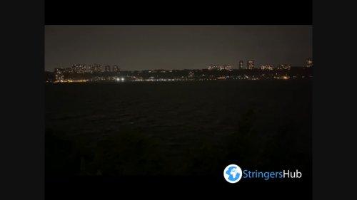 Heavy rains hit NY, US