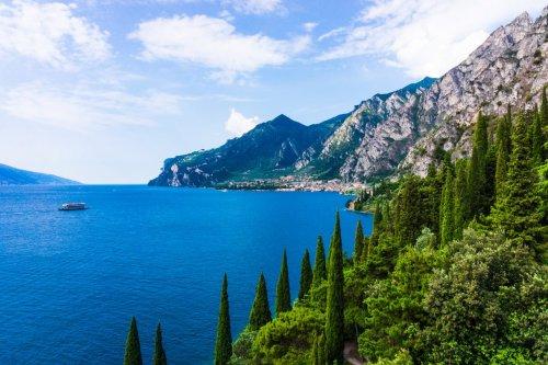 Gardasee - 10 schöne Orte am beliebtesten See Italiens