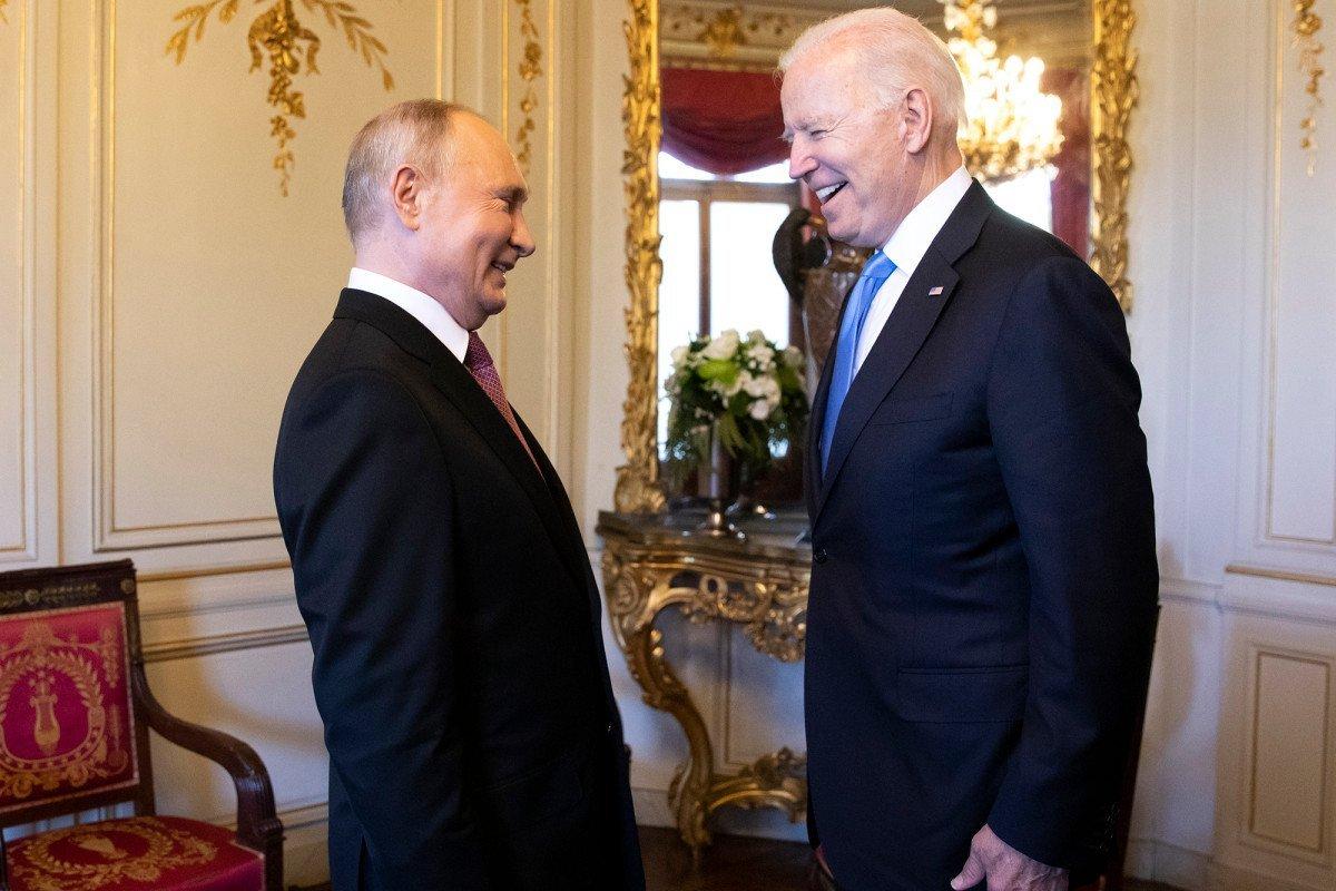 Inside President Biden's summit meeting with Russian President Vladimir Putin