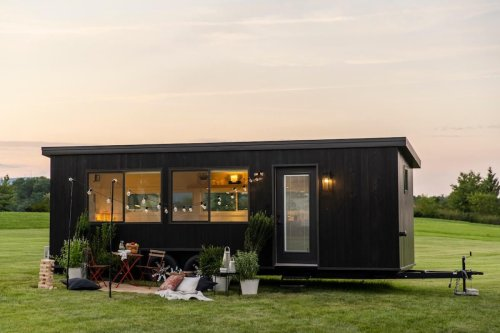 These tiny homes prove great style can come in small packages