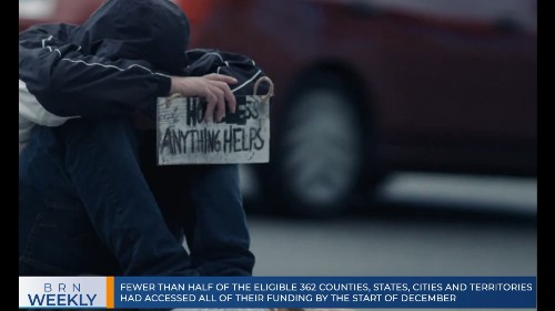 ICYMI: States and counties struggle to deliver COVID aid to homeless