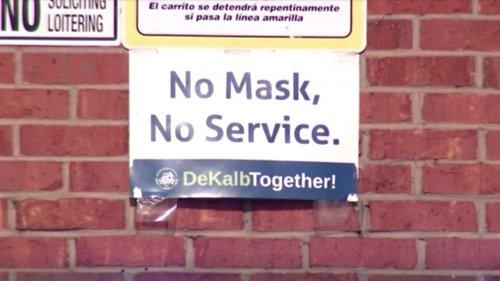 Georgia Supermarket Cashier Fatally Shot Over Face Mask Dispute