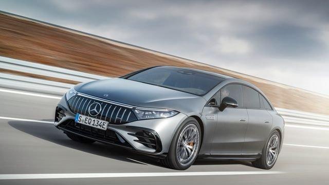 EQS 53: Mercedes stellt luxuriöse E-Limousine vor
