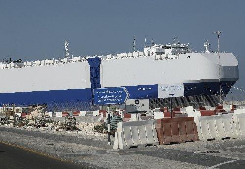 Netanyahu accuses Iran of attacking Israeli-owned cargo ship