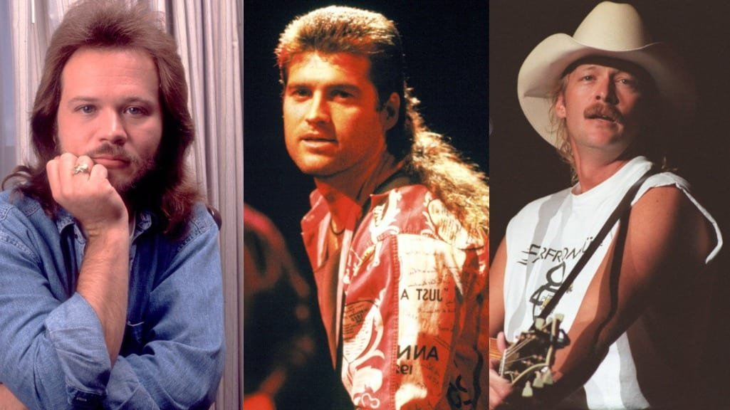 Country music's greatest mullets