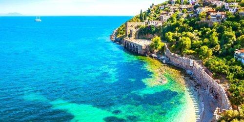 TOP 5 Urlaubsorte an der Türkischen Riviera