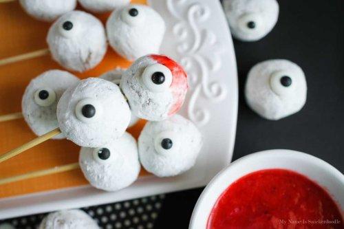 DIY Halloween Treats To Make With Kids