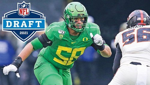 2021 NFL Draft: Offensive Tackle Rankings