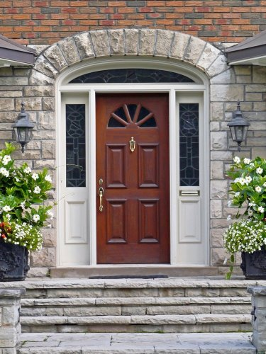 Here's how much replacing the front door will boost your home's value