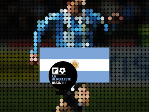 Argentina: World Cup 2014