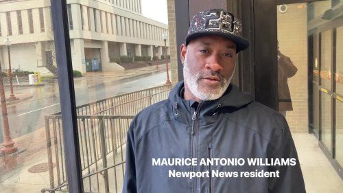 Newport News Police arrest the wrong 'Maurice Williams'