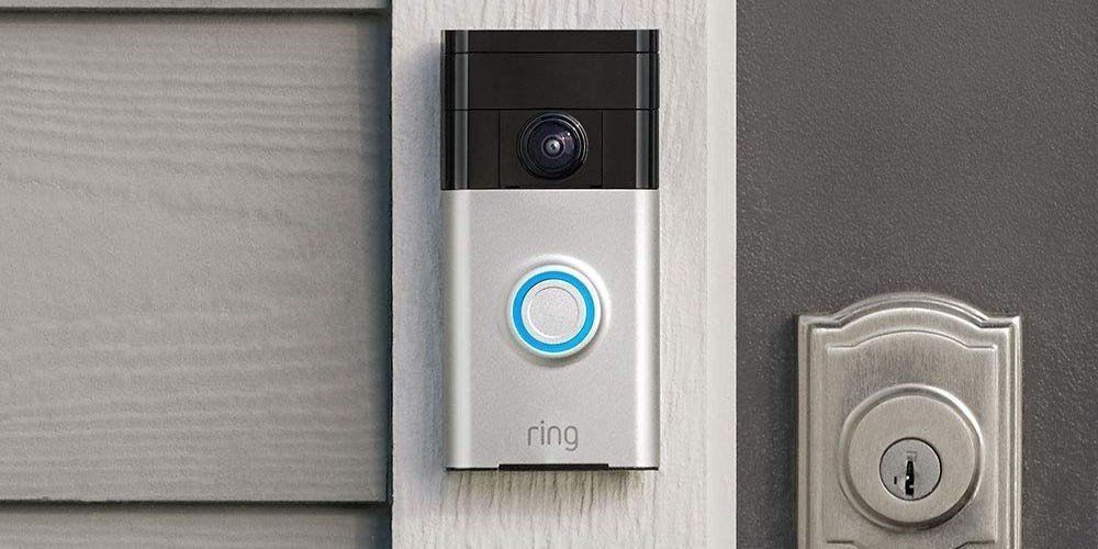 Amazon's newest Ring Video Doorbell is 25% off for Prime Day 2021