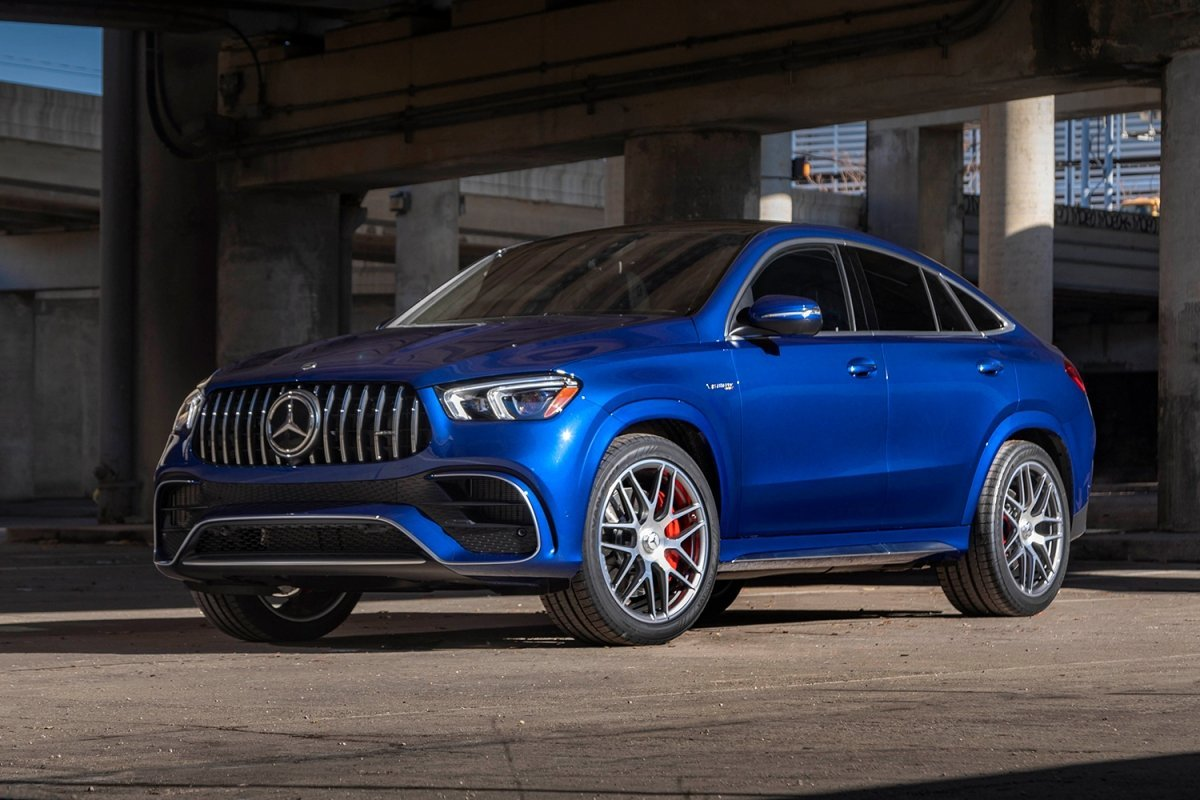 Is the Mercedes-AMG GLE 63 S Coupe the Shape of Modern Luxury Performance?